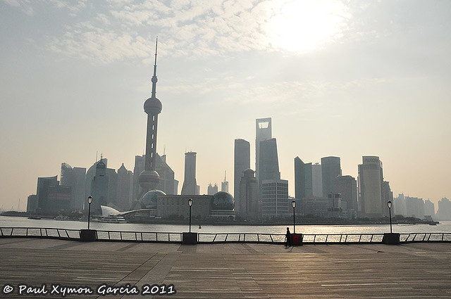 Early Morning at The Bund