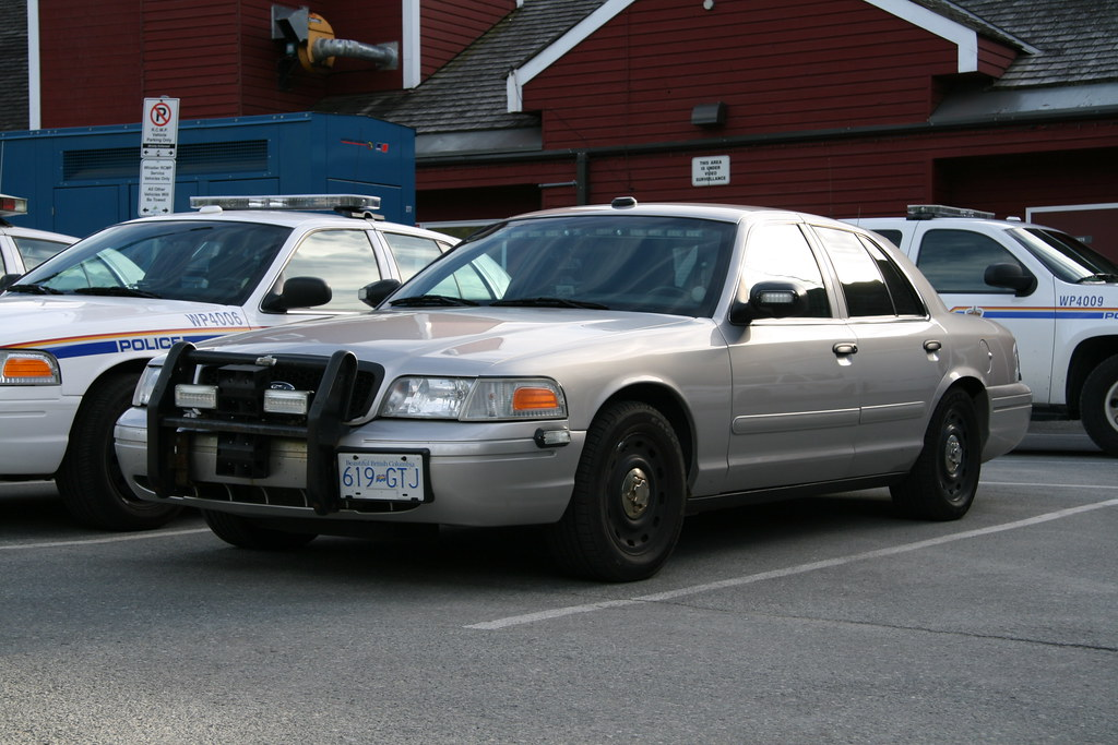 RCMP Unmarked