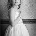 Bridesmaid 3/3 by Paul Wilkinson Photography