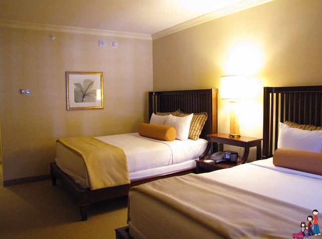 Opryland Hotel Rooms