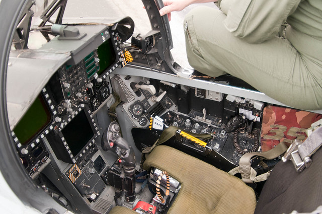 F 18 Cockpit F-18 Cockpit   Flickr ...