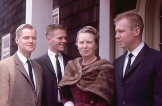 Millburn - My Mother with Sons (1963)