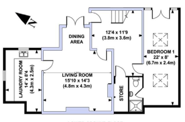 Google Sketchup House Floor Plan House Design Plans