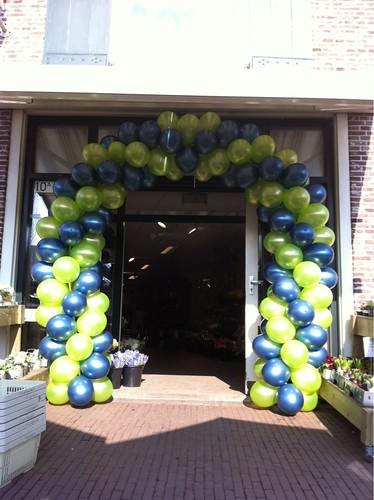 Ballonboog 6m Flowerworks Brielle