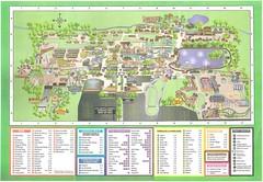 Lagoon 2011 Season Park Map Spencer Burt Flickr