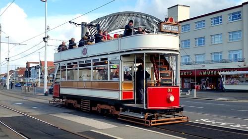 Marton 31 - Blackpool Transport Bispham September 2016