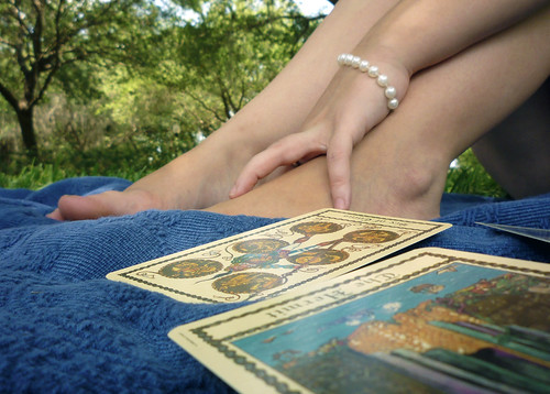 5389136919 c181b39ee4 Is it less expensive to buy tarot cards from Borders or from a specialty store?