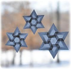 Paper Snowflake 6 Photos | Snowflakes - Fuse | 102