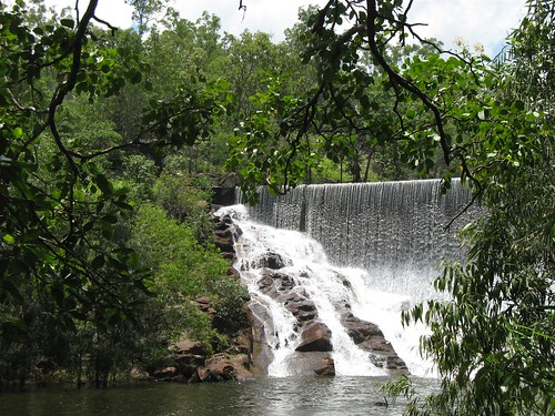 Manton Dam 1
