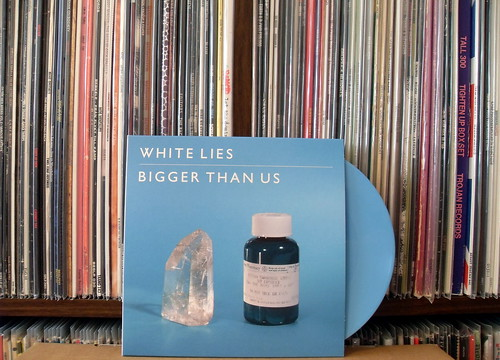 White Lies - Bigger Than Us 7""