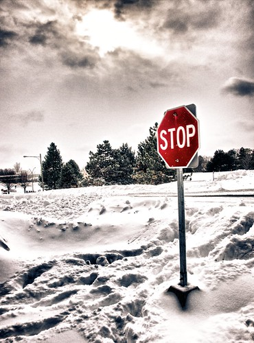 Stop (33/365) | by Jack Amick