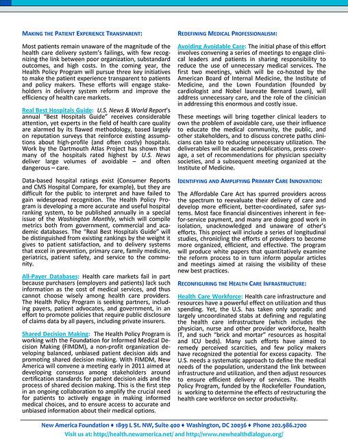 Health policy program mission statement p 2 flickr for Adobe mission statement