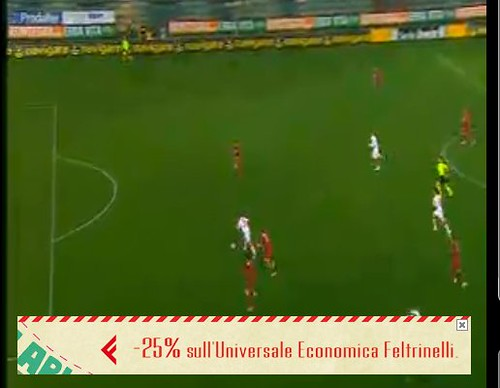 video calcio in streaming