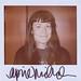 April Richardson by Portroids Polaroid Portraits