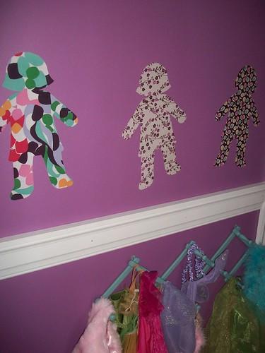 le petit yaka moderne stickers fait maison du tissu et. Black Bedroom Furniture Sets. Home Design Ideas