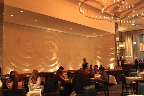 Saltwater restaurant mgm grand casino detroit for Fish restaurant mgm