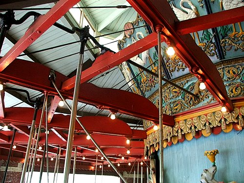 Central Park Nyc Carousel Central Park Carousel Flickr