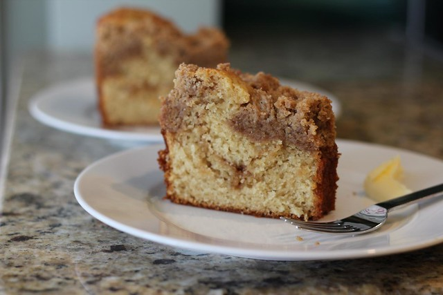 Cinnamon-Streusel Coffee Cake | Flickr - Photo Sharing!