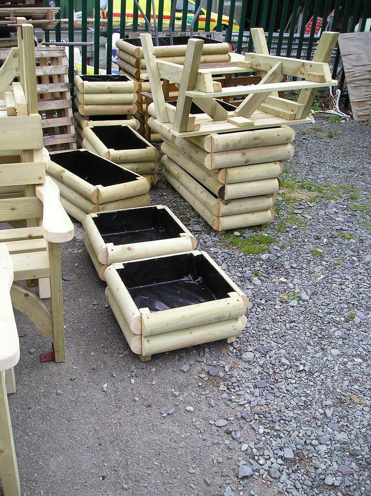 CREATIVE OUTDOOR FURNITURE OUTDOOR FURNITURE ALL WOOD