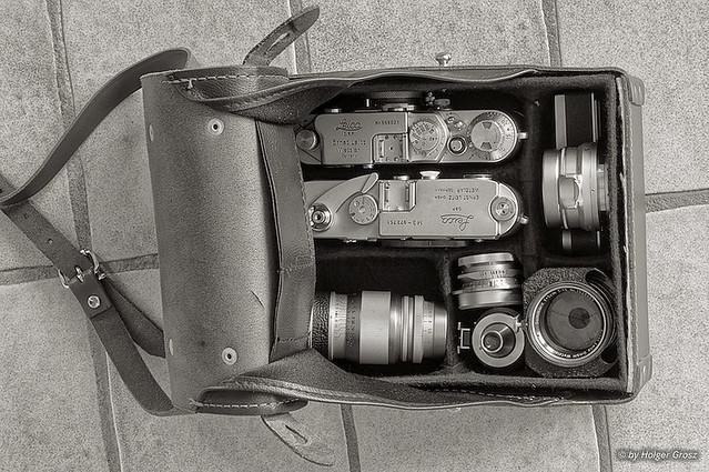It's my camera bag