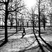 Girl Walking in Park ©cbeck7