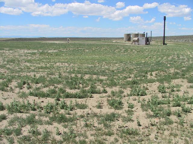 Wyoming Natural Gas Storage
