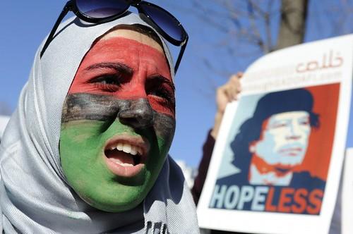 gaddafi / Hopeless