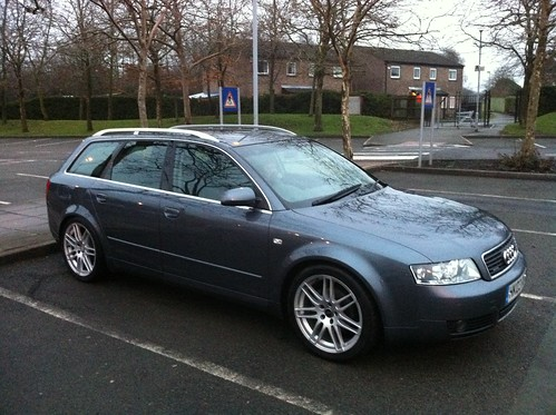fs audi a4 1 9 tdi 130 quattro sport avant top spec. Black Bedroom Furniture Sets. Home Design Ideas