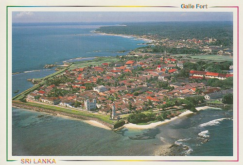 Old Town of Galle and its Fortifications - 01
