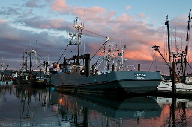Former alaskan king crab fishing boat newport or for Crab fishing boats for sale