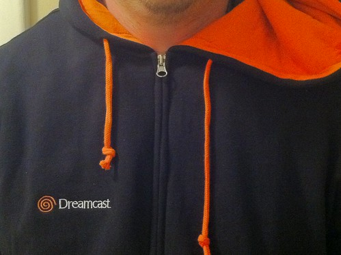 Dreamcast Sweatshirt