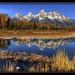 Grand Beaver Dam by M@ Kadlick
