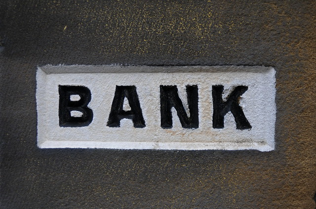 BANK from Flickr via Wylio