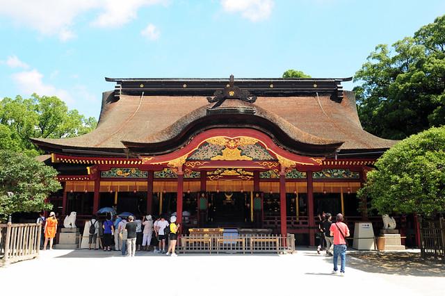福岡 太宰府 天滿宮(Dazaifu Tenmangu, Fukuoka)