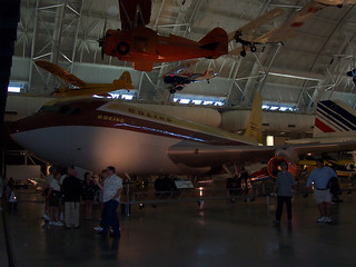 Boeing 367-80 prototype - N70700