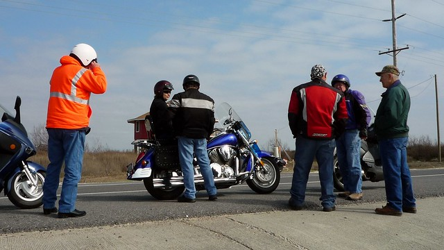 Big Lake Ride/Darrell's 20110226