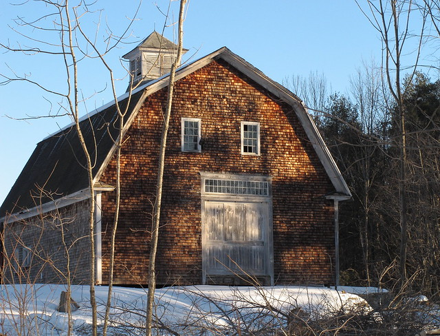 Gambrel barn flickr photo sharing for Gambrel barn house