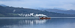 Steam Boat on Windermere (6368)