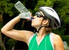 cyclist-drinking-water