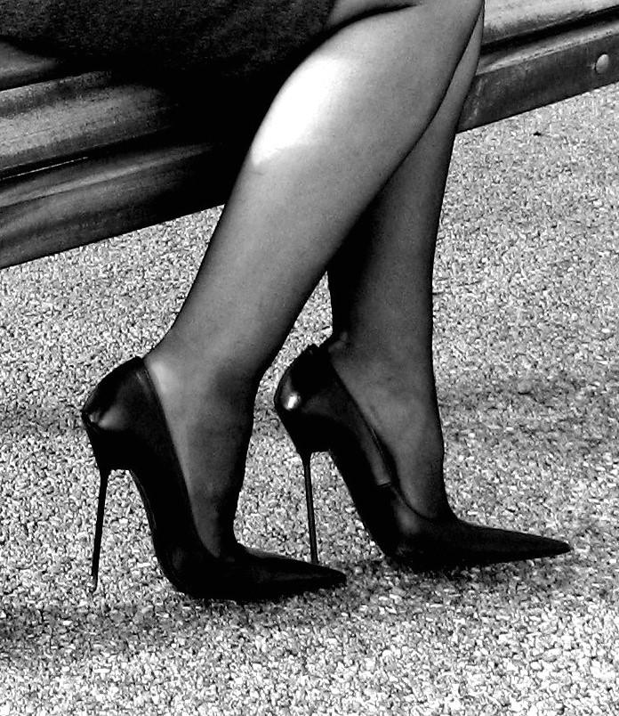 Black Pumps Shoes For Sale Philippines