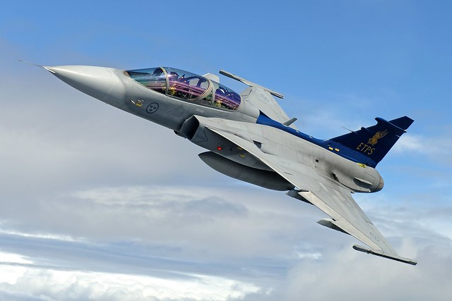 Gripen for Empire Test Pilots' School (ETPS)
