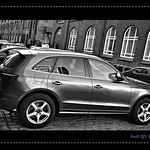 [ Power : Road : Lines : Dynamic : Doors ] The Audi Q5 SUV @ Hafen City : Hamburg, Germany