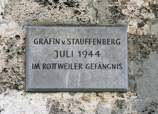 Gräfin von Stauffenberg