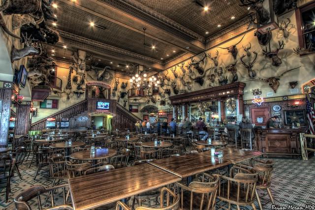 buckhorn saloon interior