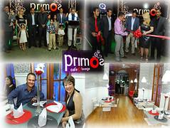 Inauguración de Primos Café Lounge (10.03.2011.)
