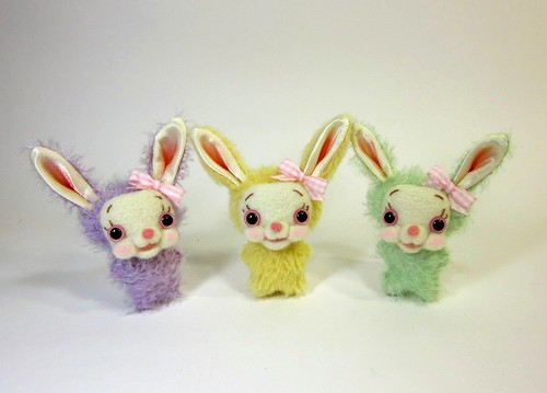 Baby Easter Bunnies! by violetpie