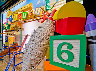 Toy Story Mania: Walk On