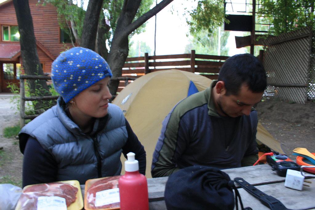 Naomi and Alberto