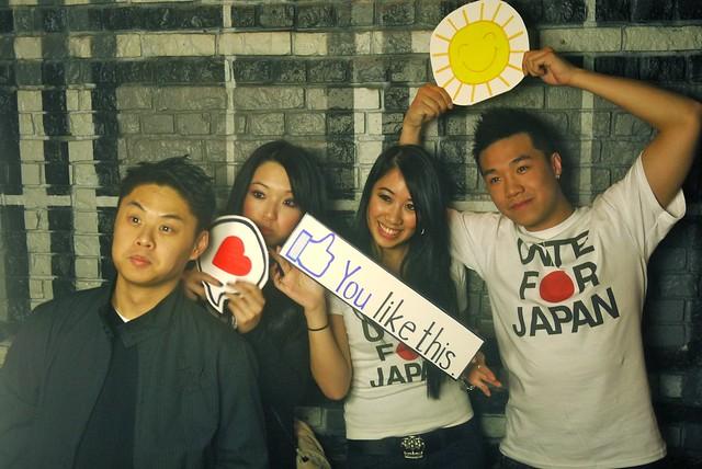 Unite for Japan | Post Modern