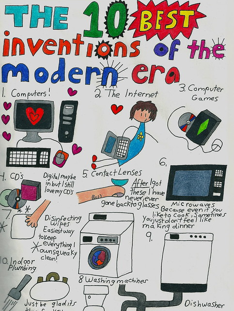 modern inventions made us self centered For that, humans have made inventions that benefit and help them listed here are the 30 best in today's modern world it is impossible to find a mobile without a calculator application in it it is objects like this which really make you wonder what we would do and more importantly where would we be if.